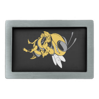 Angry Super Bee Belt Buckle