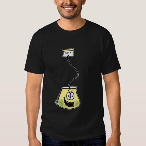 Angry Tea Bag T-shirt