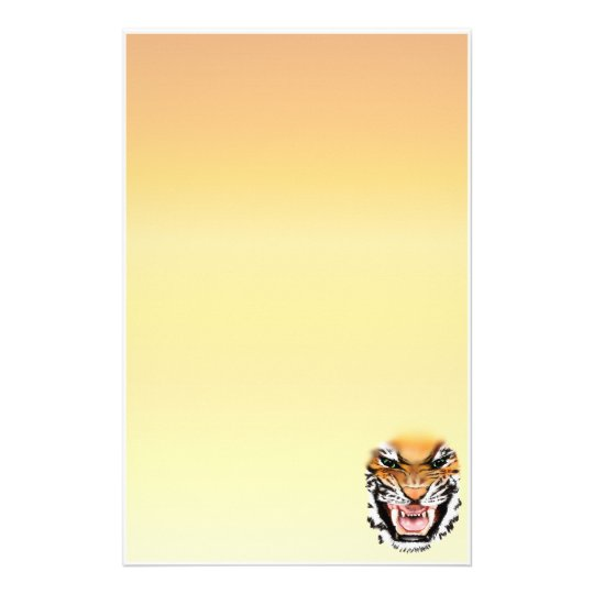 Angry Tiger 2STATIONERY Stationery