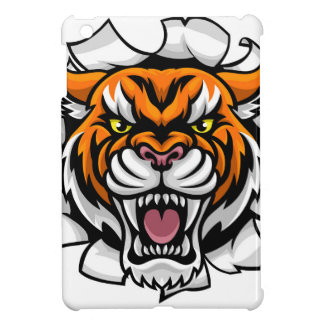 Angry Tiger Background Breakthrough Case For The iPad Mini