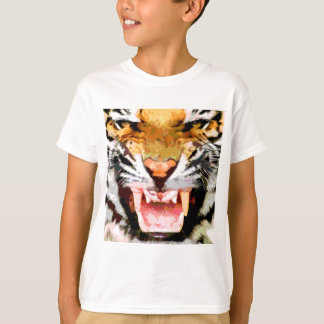 Angry Tiger - Eyes of Tiger T-Shirt