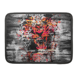 Angry Tiger Sleeve For MacBook Pro