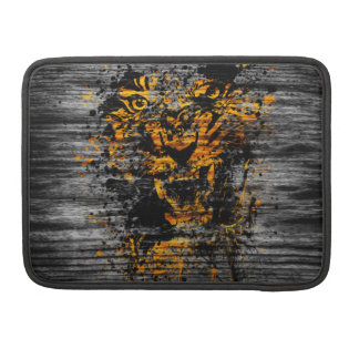 Angry Tiger MacBook Pro Sleeves