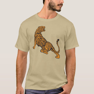angry tiger T-Shirt