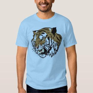 Angry Tiger Tee Shirt
