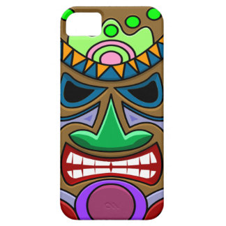 Angry Tiki iPhone SE/5/5s Case
