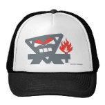 Angry Tikiman hats