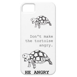 Angry Tortoise iPhone SE/5/5s Case