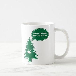 Angry Tree Mug