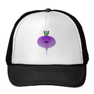 Angry Turnip Trucker Hat