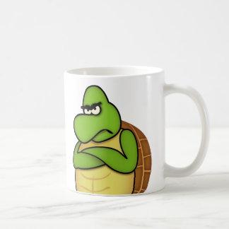 Angry Turtle/Angry Bird Coffee Mug