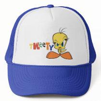 Angry Tweety Trucker Hat