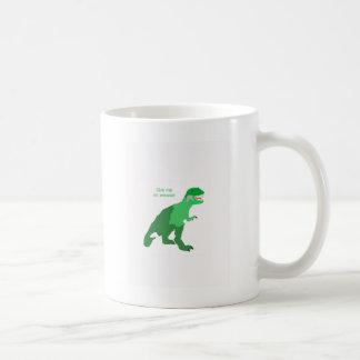 Angry Tyrannosaurs Rex Coffee Mug