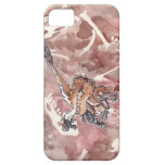 Angry Velociraptor iPhone 5 Cases