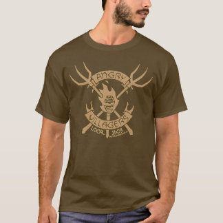 Angry Villagers T-Shirt (Tan/Brown)