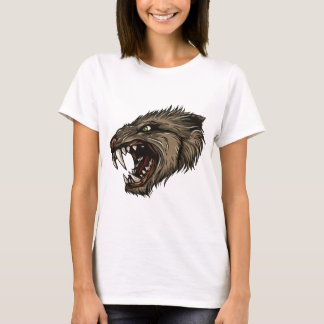 Angry Werewolf T-Shirt