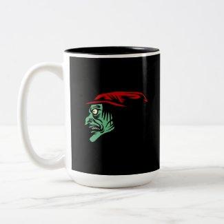 Angry Witch mug