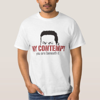 AngryAussie's Contempt T-Shirt