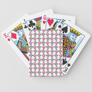 AngryBot LoveBot Bicycle Playing Cards