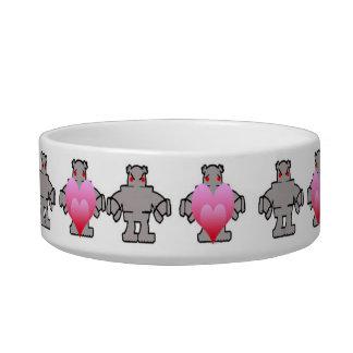 AngryBot LoveBot Bowl
