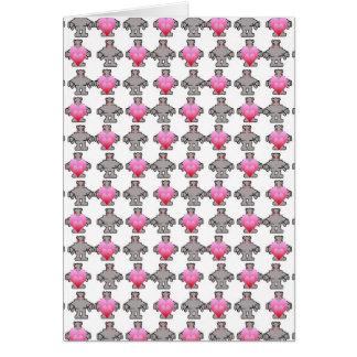AngryBot LoveBot Card