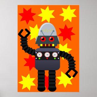 Angrybot Póster