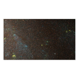 ANGST Survey Galaxy - NGC 3001 Business Card Template
