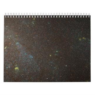 ANGST Survey Galaxy - NGC 3001 Calendar