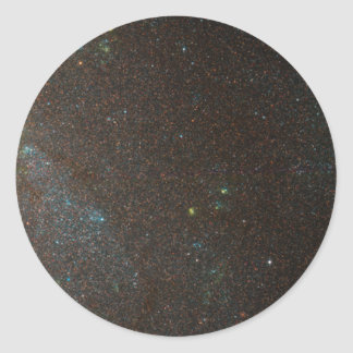 ANGST Survey Galaxy - NGC 3001 Stickers
