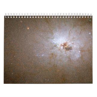 ANGST Survey Galaxy - NGC 3077 Calendar
