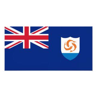 Anguila - bandera de Anguillian Fotografías