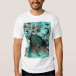 Anguila de Moray en Fiji Camisas