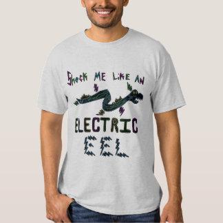 Anguila eléctrica de MGMT Playera