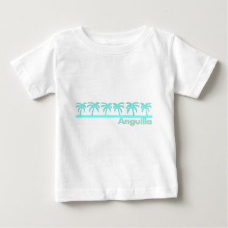 Anguilla Baby T-Shirt