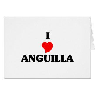 ANGUILLA GREETING CARD