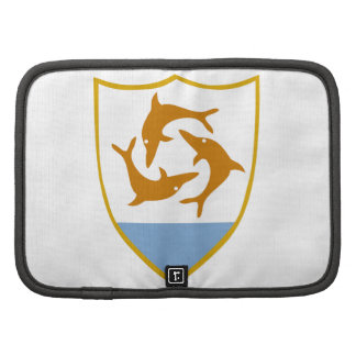 Anguilla Coat of Arms Folio Planners