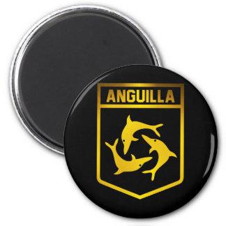 Anguilla Emblem Magnet