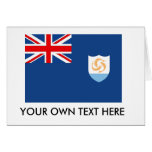 Anguilla Flag Cards