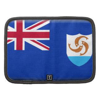 Anguilla Flag Folio Planners
