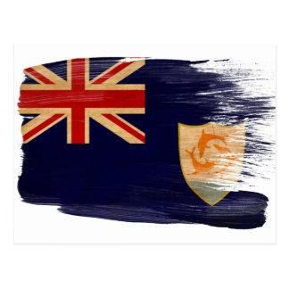 Anguilla Flag Postcards