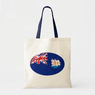 Anguilla Gnarly Flag Bag