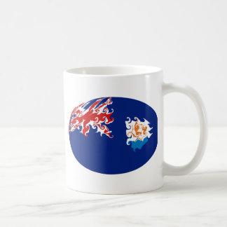 Anguilla Gnarly Flag Mug