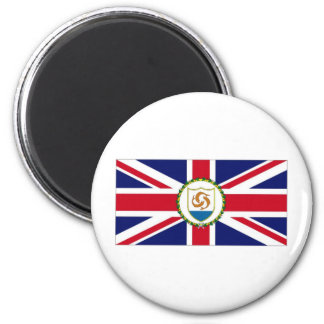 Anguilla Governor Flag Magnet
