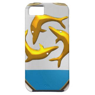 Anguilla iPhone SE/5/5s Case
