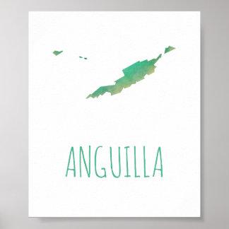 Anguilla Poster