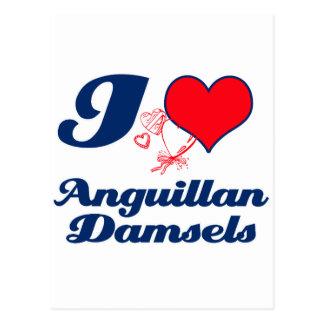 Anguillan Desgn Postcard
