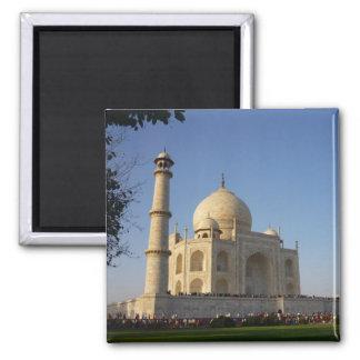 ángulo del Taj Mahal Imán Cuadrado