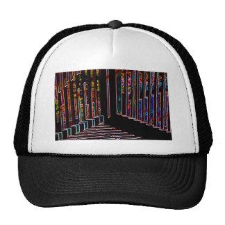 Ángulos y líneas 2 gorra