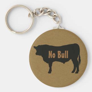 Angus Bull Keychain