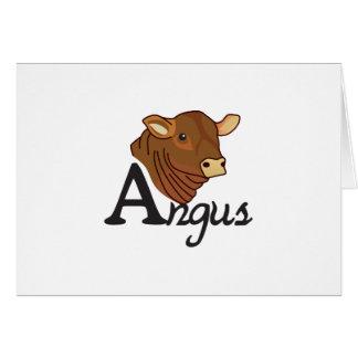 Angus Card